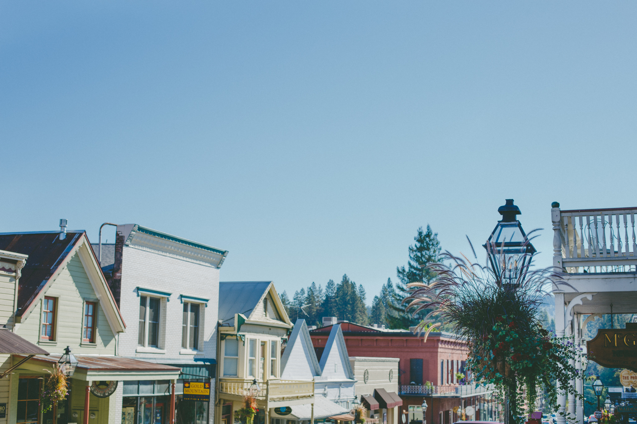 Nevada City by Lenkaland Photography