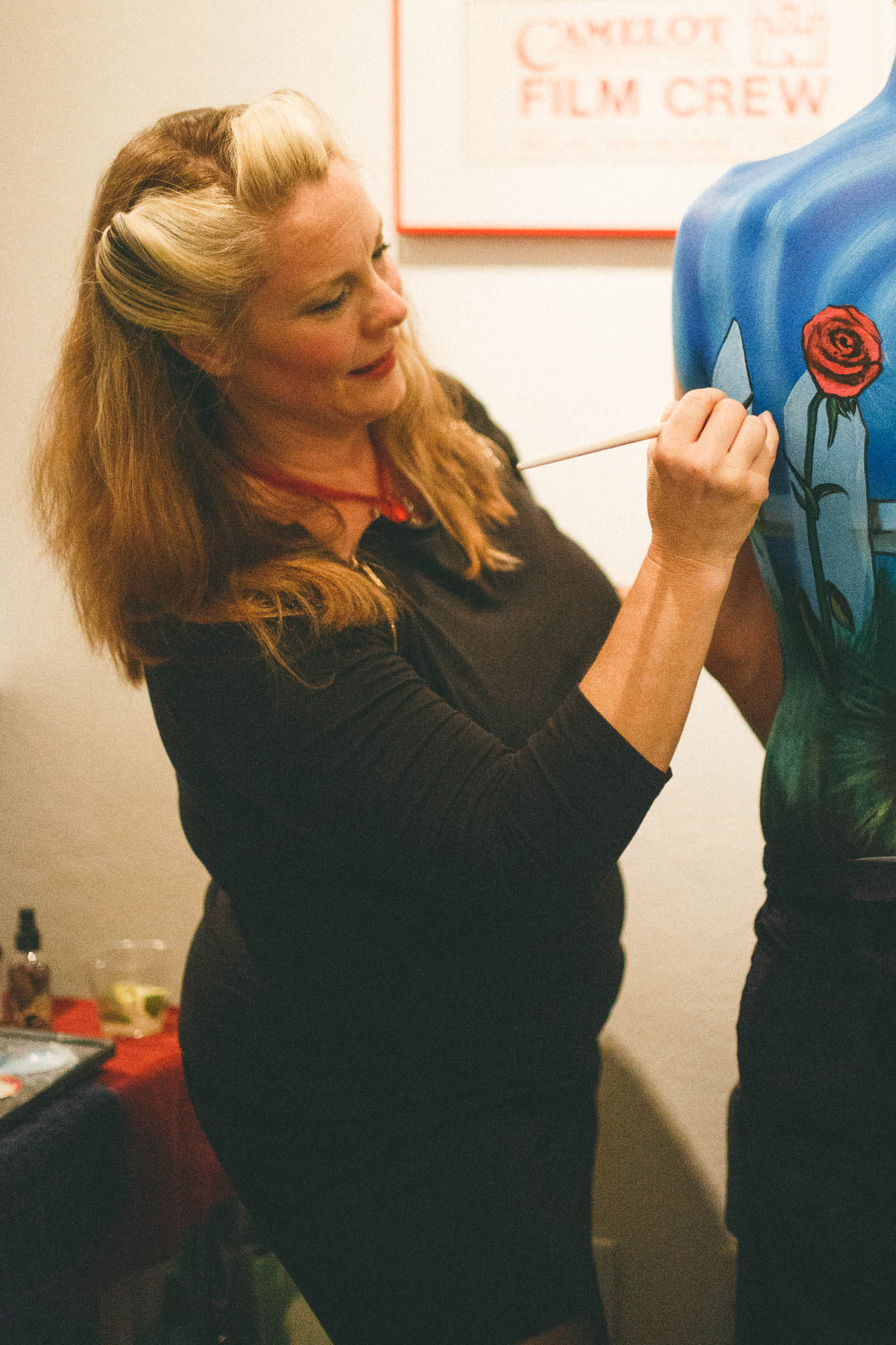 Behind the Scenes with Alison Kenyon of Body Masterpiece Bodyart
