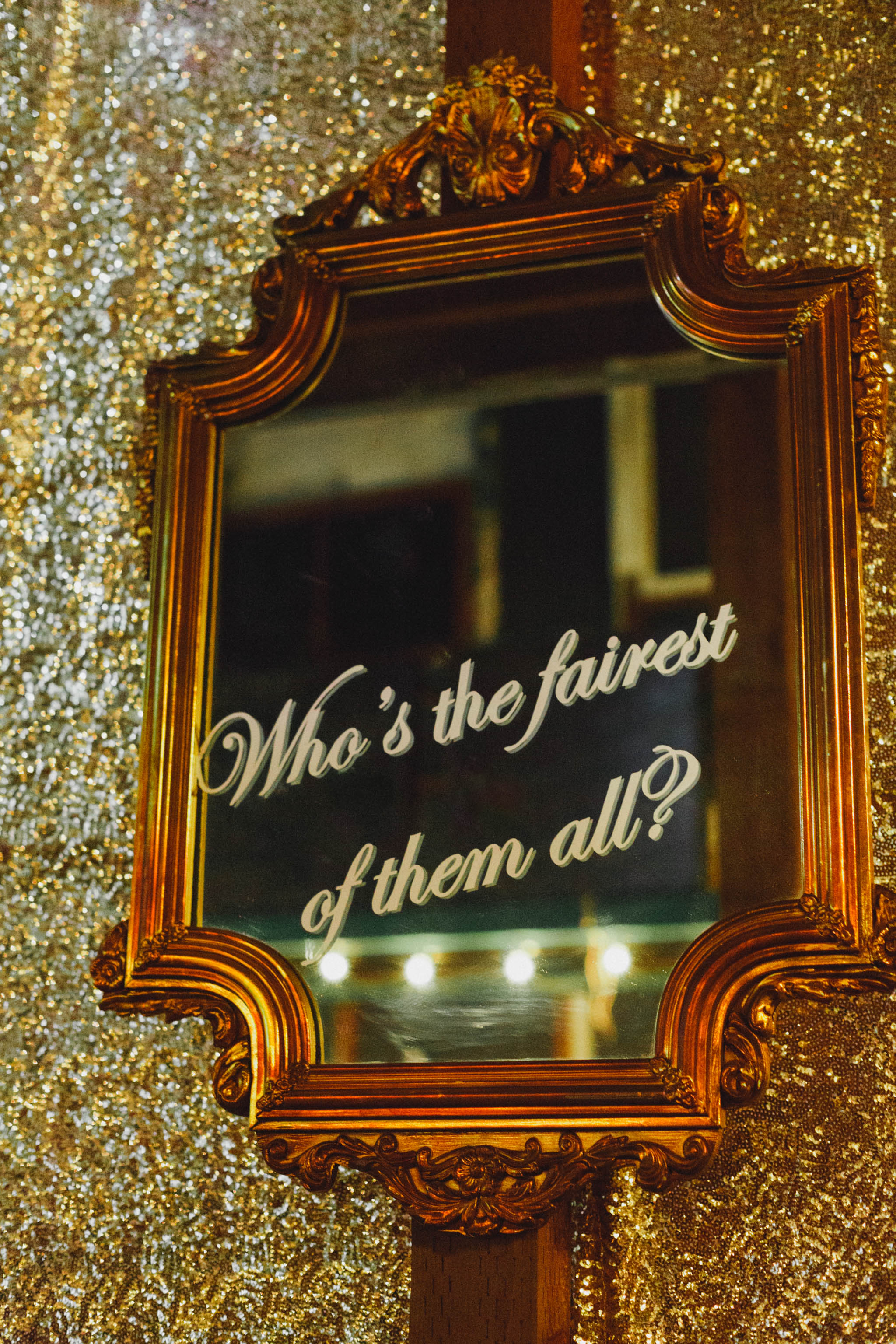 Who's the fairest of them all? Mirror at the Studio Collective in Grass Valley, CA