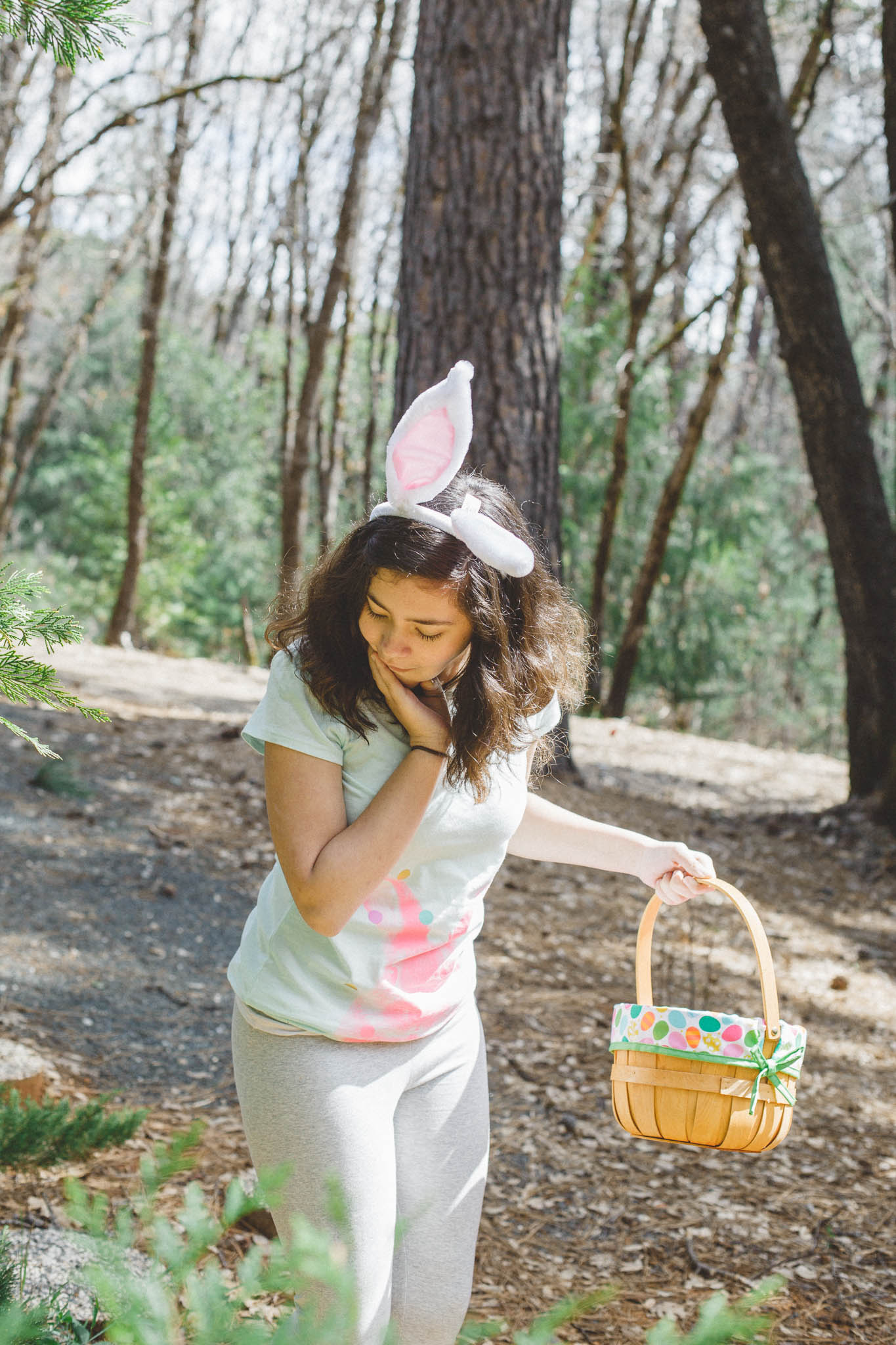 Easter in the foothills | family photography by Lenkaland