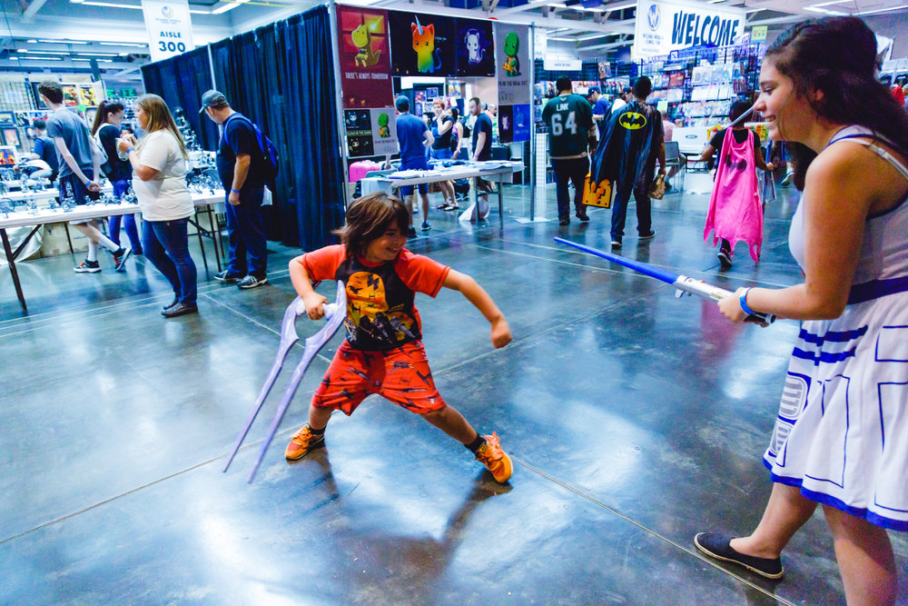 Wizard World Comic Con | Lenkaland Photography