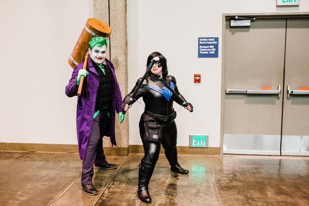 Lenkaland Photography at Wizard World Comic Con