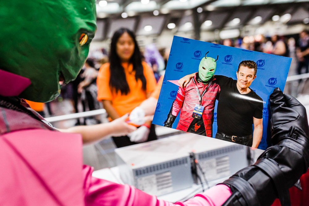 Wizard World | Lenkaland Photography | Sacramento, California