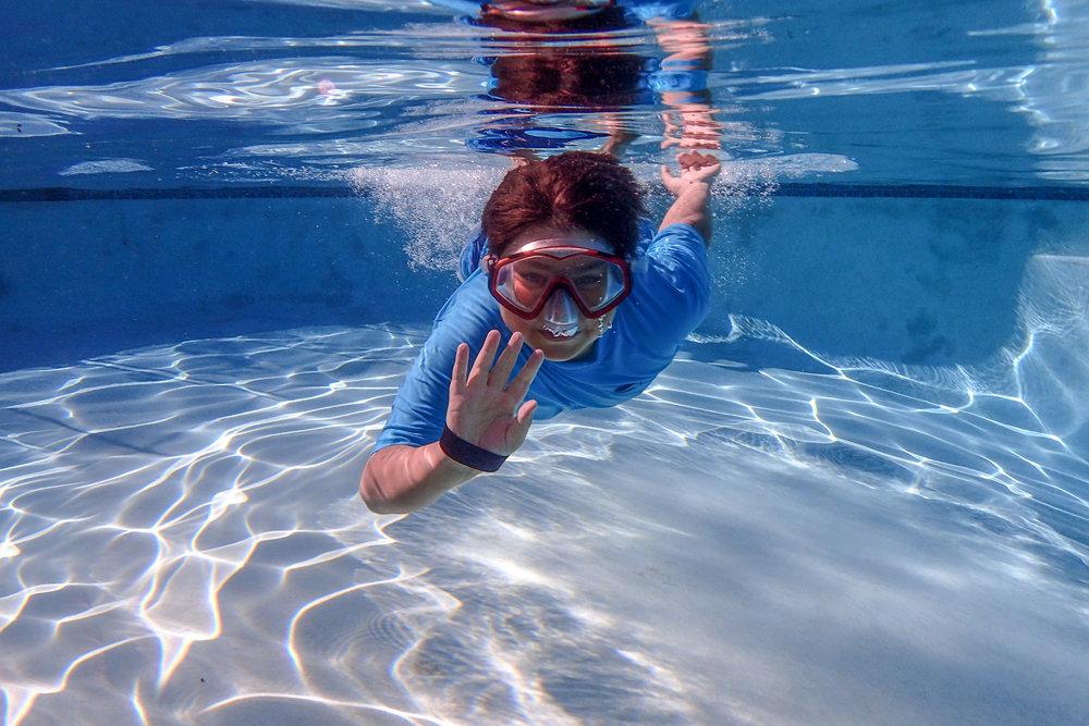 Underwater | Lenkaland Photography