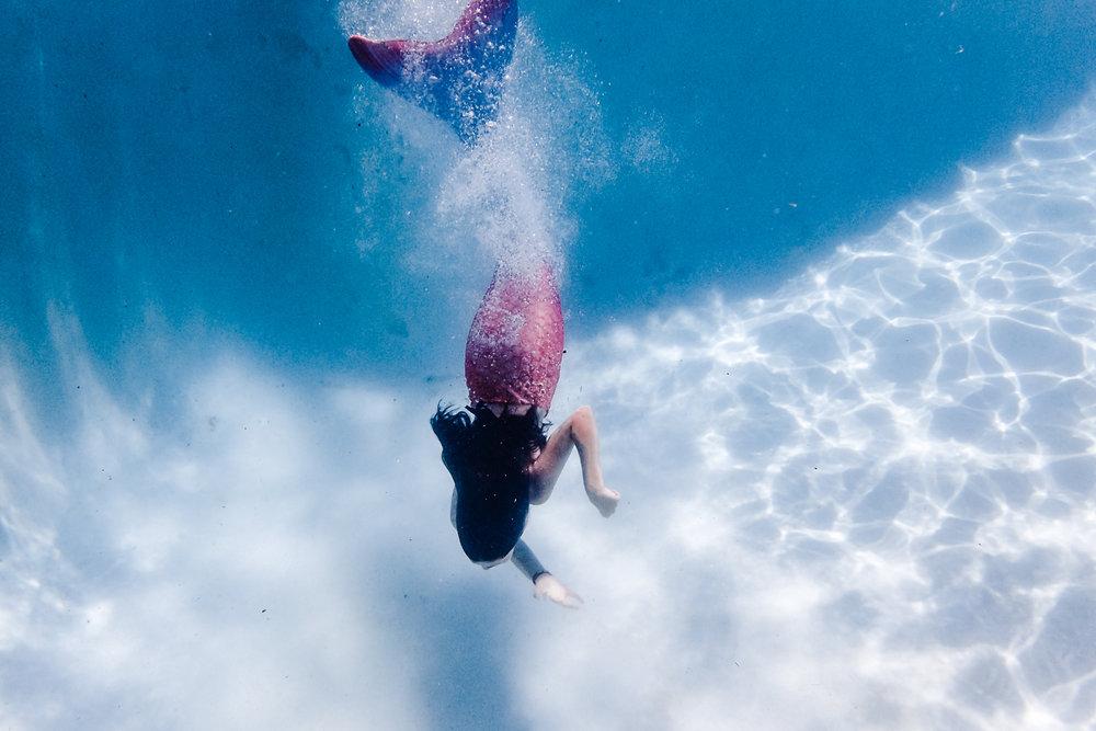 Mermaid | Anika Vodicka and Lenkaland Photography