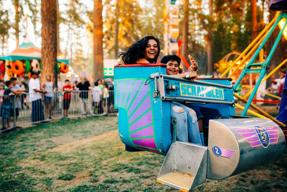 Nevada County Fair | Lenkaland Photography