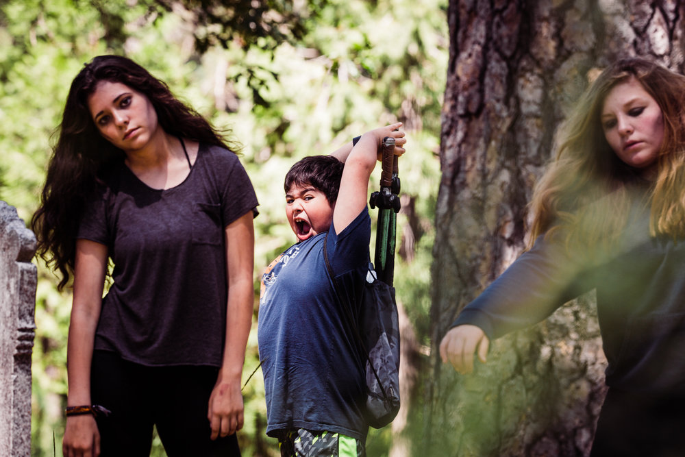 Zombies | Anika Vodicka, Jessica, and Lenkaland Photography