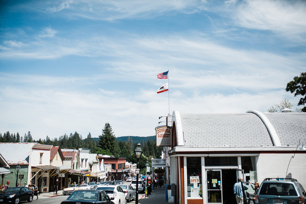 Nevada City Craft Fair at the Miners Foundry