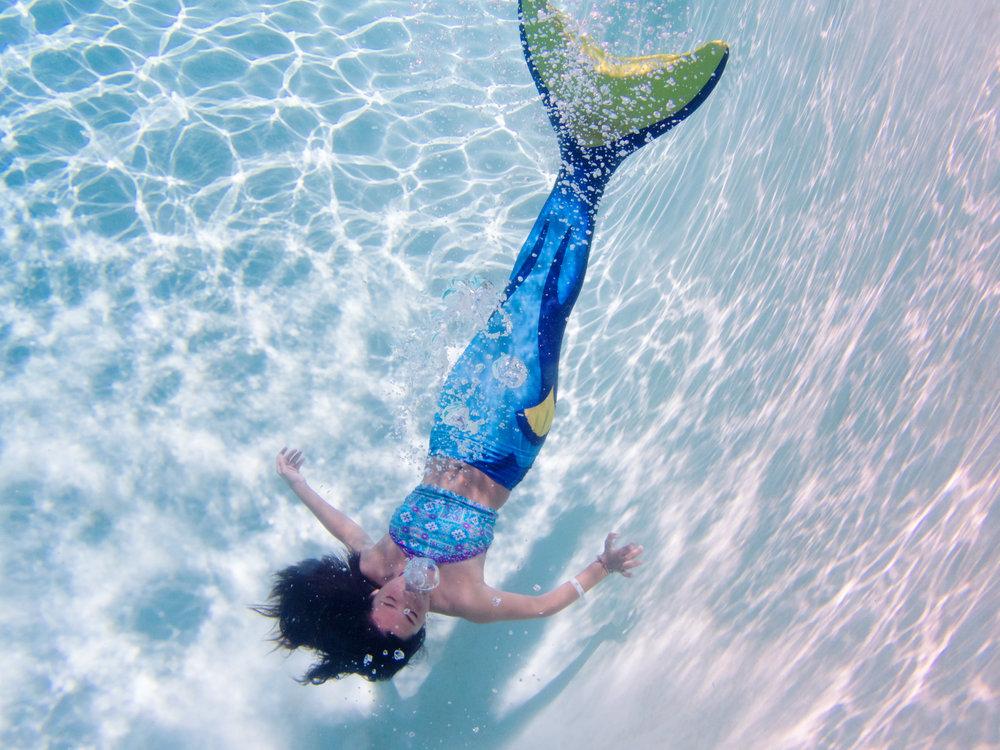 Anika the Mermaid | Lenkaland Photography