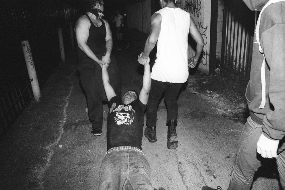 Kicked out, South Central, L.A. October 24, 2014   Photo by    Angela Boatwright