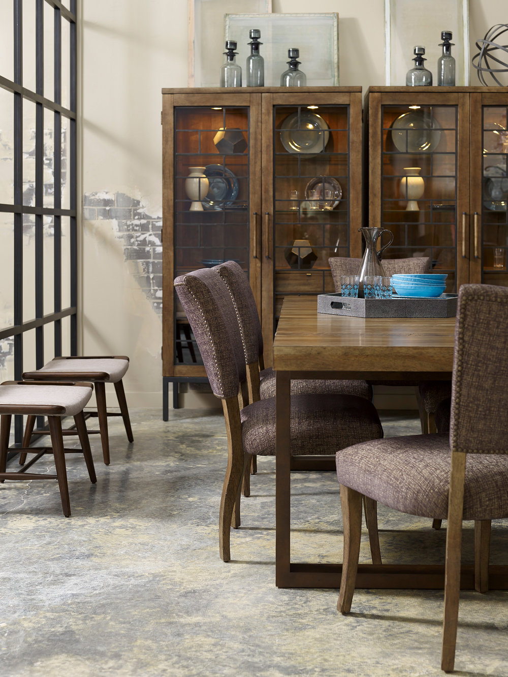 Art Dining Room Furniture By U2014 Larrabees Design