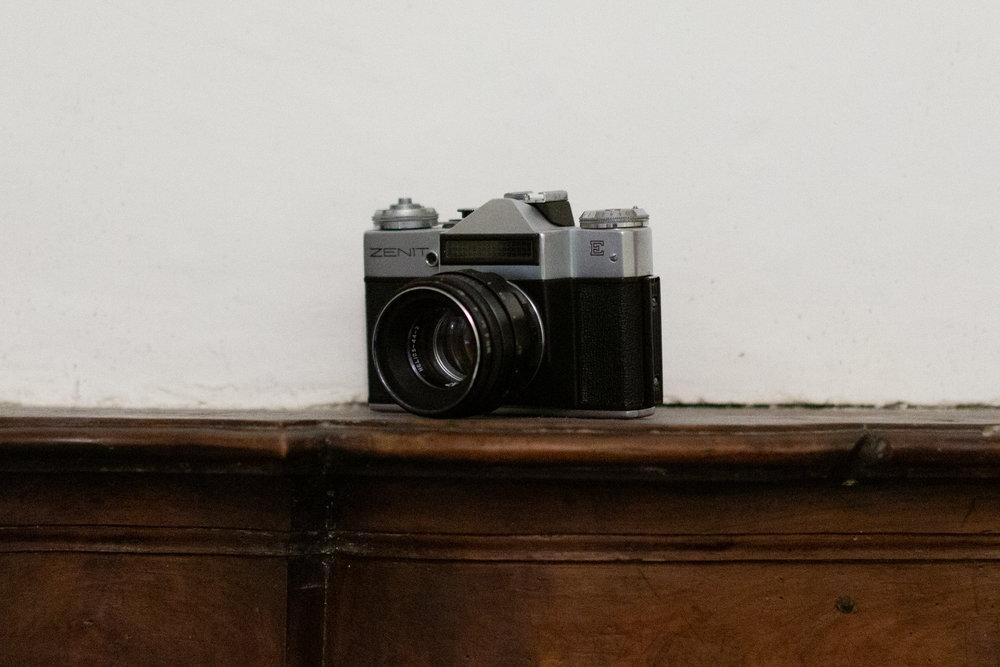 Harry Collis 50 mm