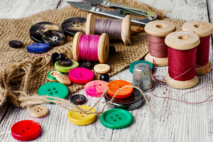 Tues 24th Oct, 2-3pm: - Fabric Covered Button Jewellery Make and Do! : Learn how to make fabric covered buttons using fabric scraps and design unique jewellery from your creations!Suggested themed event: A Touch Of Vintage: Carry On Crafting by Play On Words Theatre CompanySuitable for Age 4+. Children must be accompanied by an adult at all times.£3