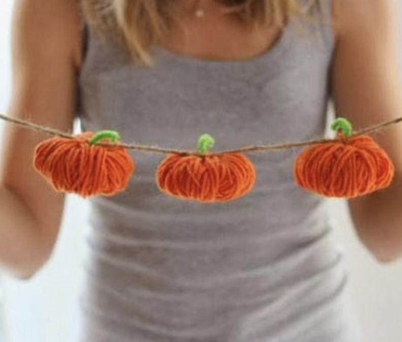 Sat 28th Oct, 2.30-6pm:  - Spooky Crafts (Drop in session)Make fluffy pumpkin garlands to hang up in your home as well as other various spooky crafts! Will there be googley eyes? Very likely!Suitable for Ages 3+. Children must be accompanied by an adult at all times.*This event is BSL interpreted by Christopher Sacre of See & Create *£1.50