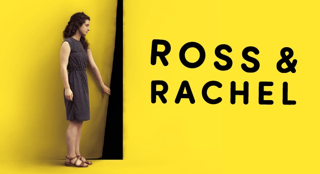 Ross & Rachel - tells the mind-bending, heart-breaking story of what happens when a couple that was always meant to be together, gets together. And stays together.
