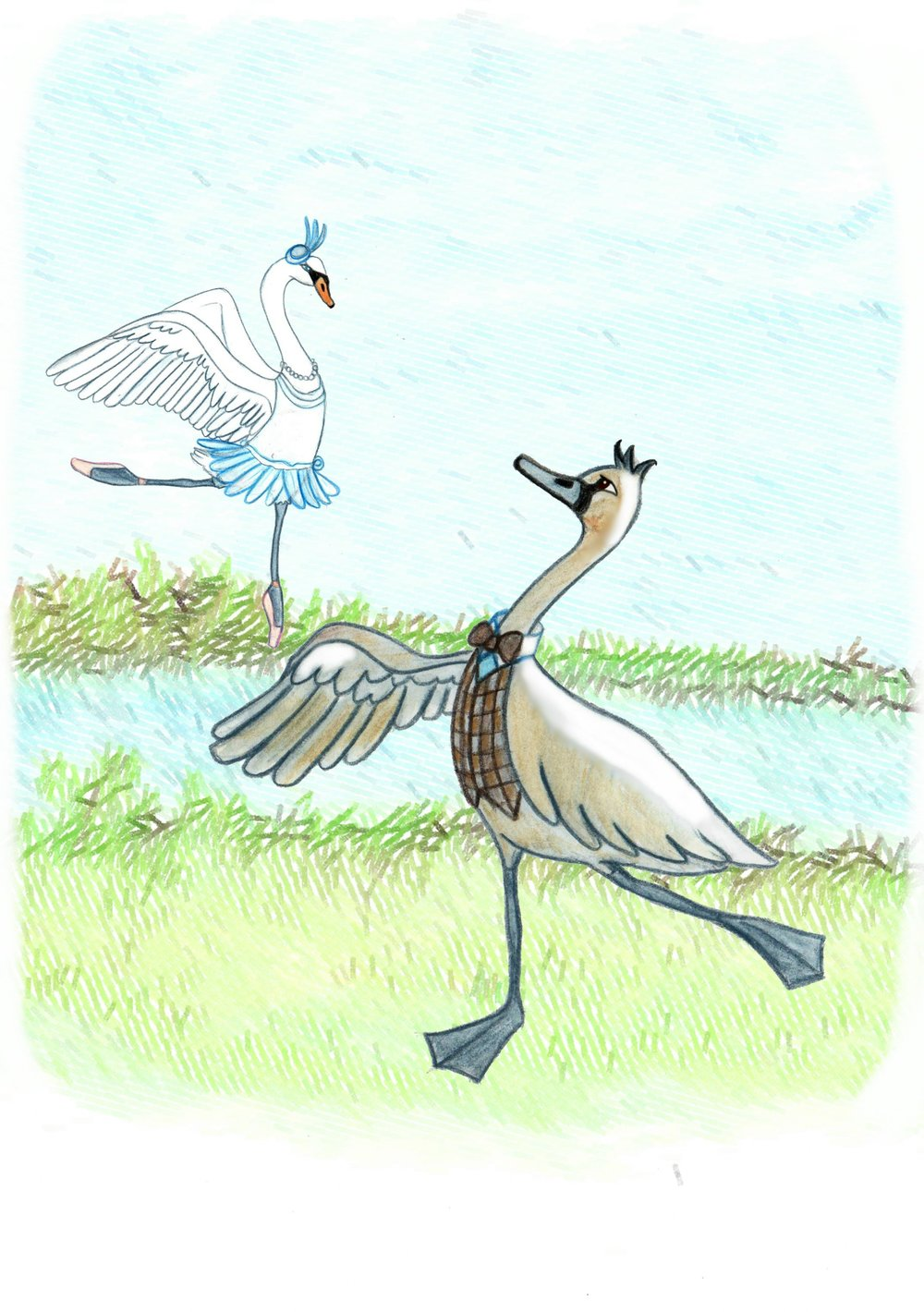 The Ugly Duckling - By Let's All Dance