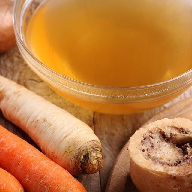 Feeling the cold? Warm up with our bone broth!