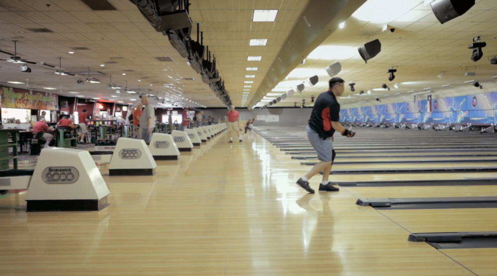 Issue 2,  with the best bowling documentary you'll ever see.