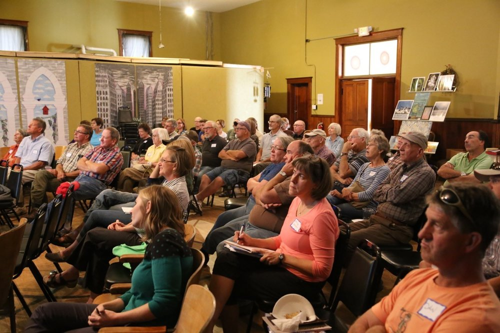 Lake Pepin Legacy Alliance Community Meeting, September 16, 2016