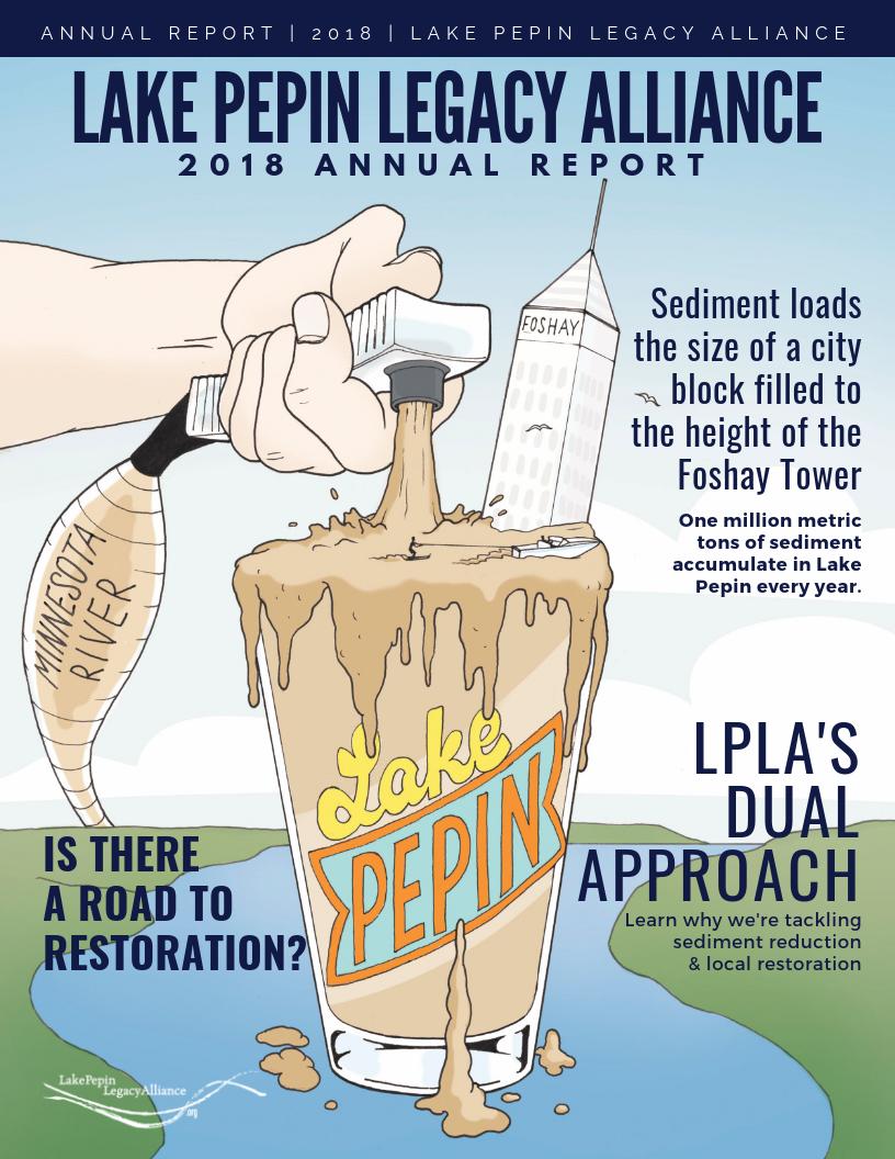 Lake Pepin Legacy Alliance Annual Report 2018