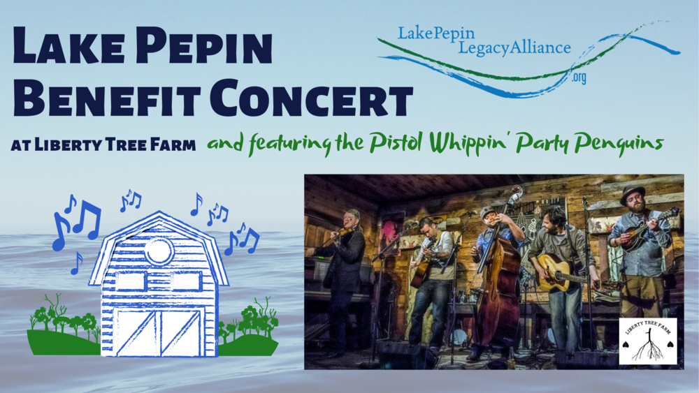 Lake Pepin Benefit Concert_Event Cover