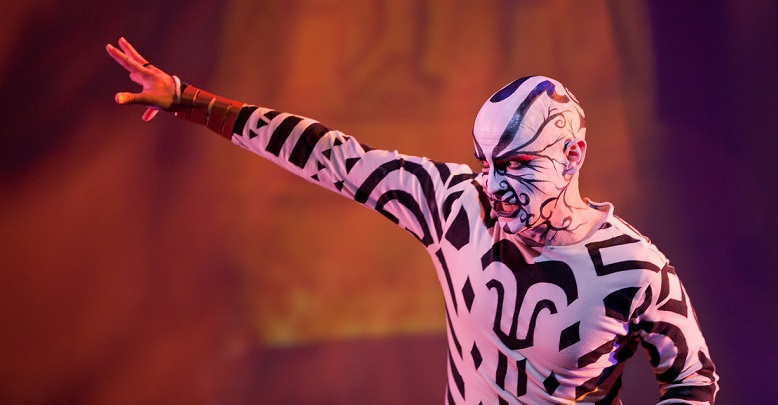 As Monostatos in Opera Colorado's THE MAGIC FLUTE. Photo by Matthew Staver.