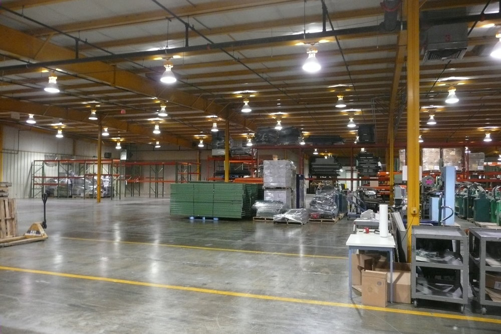 Warehouse Before Renovation