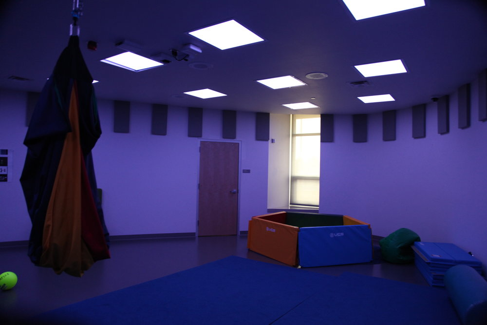 Main Sensory Exploration Room