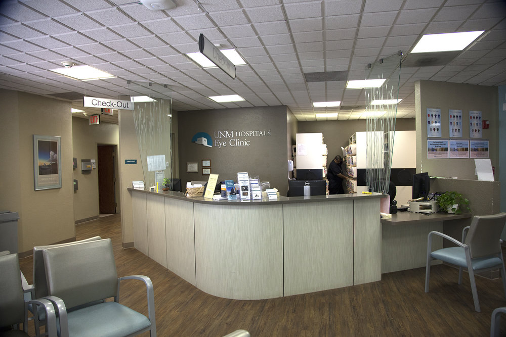 New Front Desk