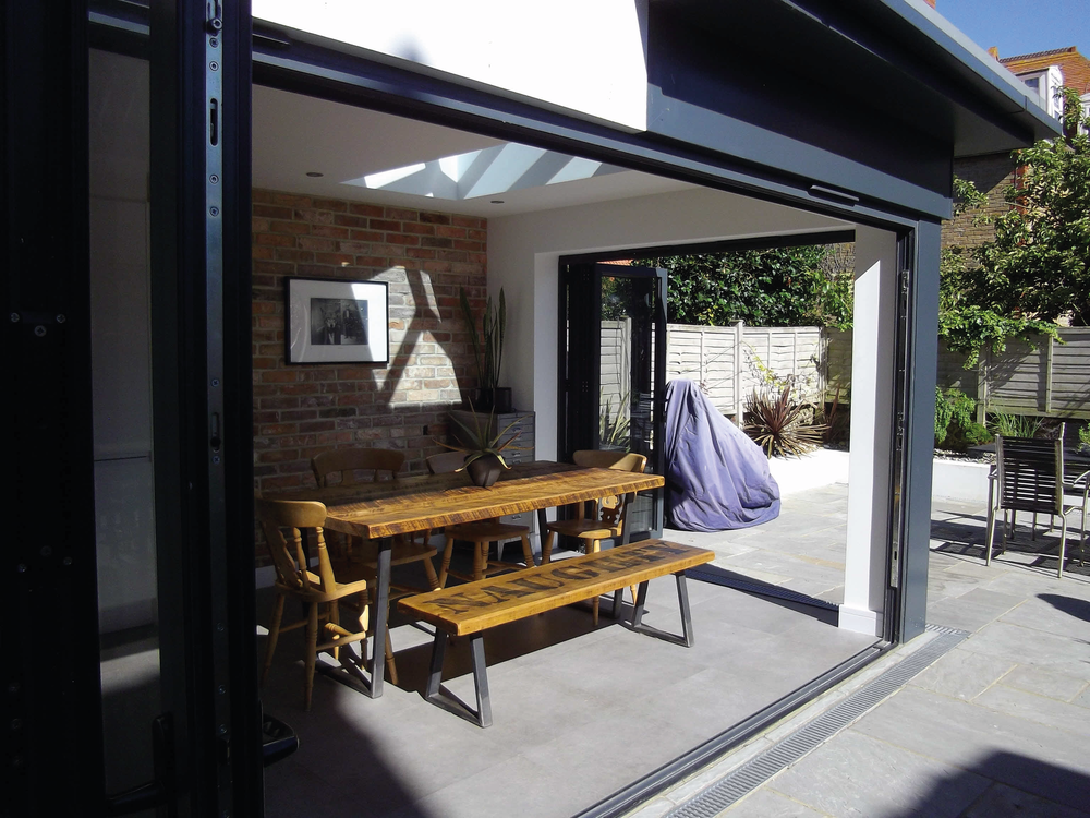 Single storey rear extension, Seaford_After2.JPG