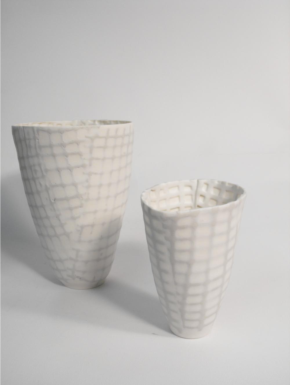 Hans Borgonjon - Lace Porcelain