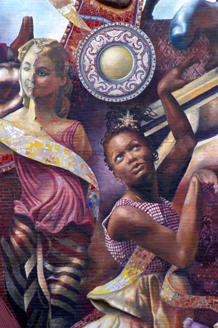Philadelphia Muses,2002,Philadelphia, PA.