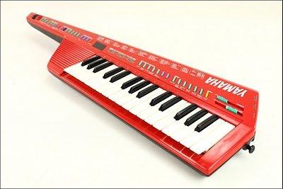 A keytar