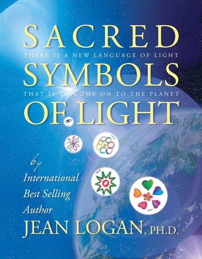 Sacred Symbols Of Light Book 2 Physical Format Dr Jean Logan