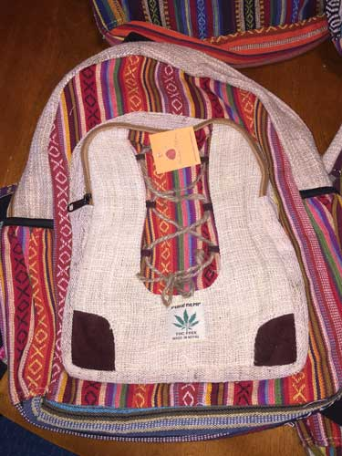 Nepal Handmade Backpack - Gorkha