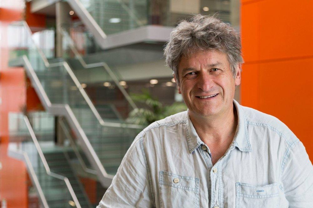 Professor Daniel Robert  (Image courtesy of University of Bristol)
