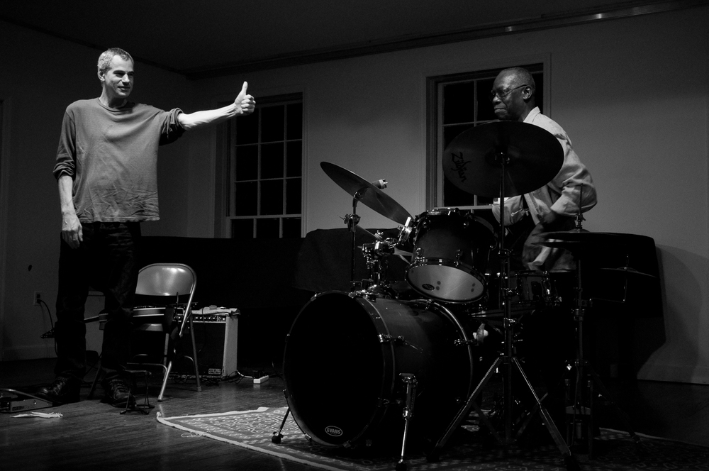 Ben Monder and Andrew Cyrille, 2015