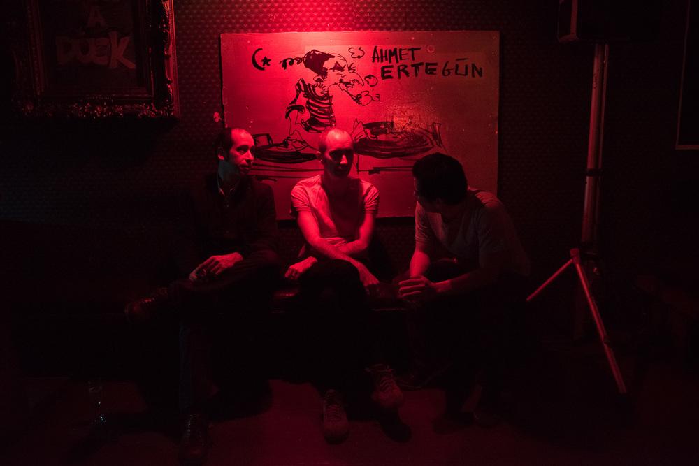 Jerome Sabbagh, Nate Wood, Gary Wang, 2015