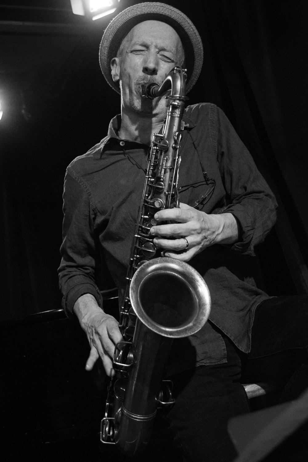 Ellery Eskelin, 2016