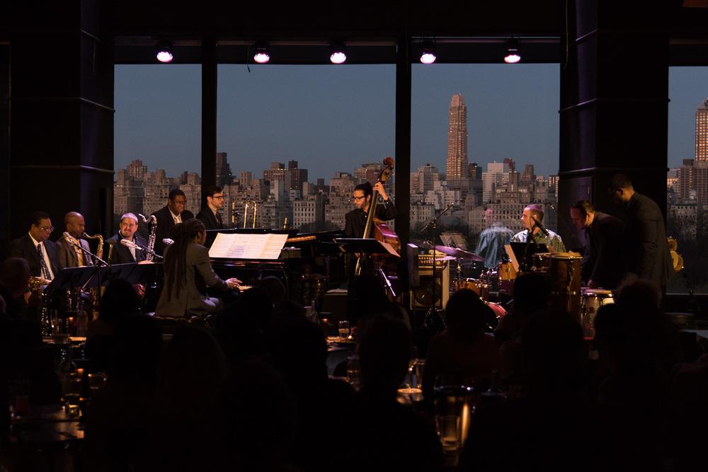 Elio Villafranca's band, 2016