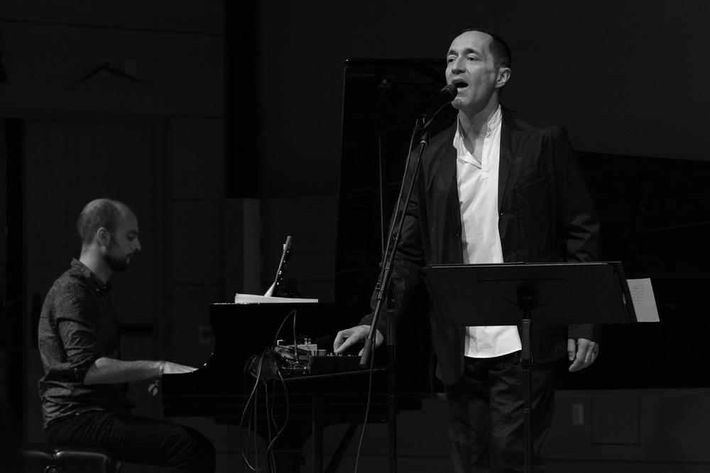 Shai Maestro and Theo Bleckmann, 2016