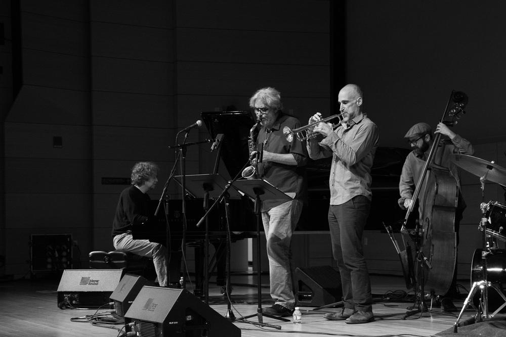Matt Mitchell, Tim Berne, Ralph Alessi, John Hebert, 2016