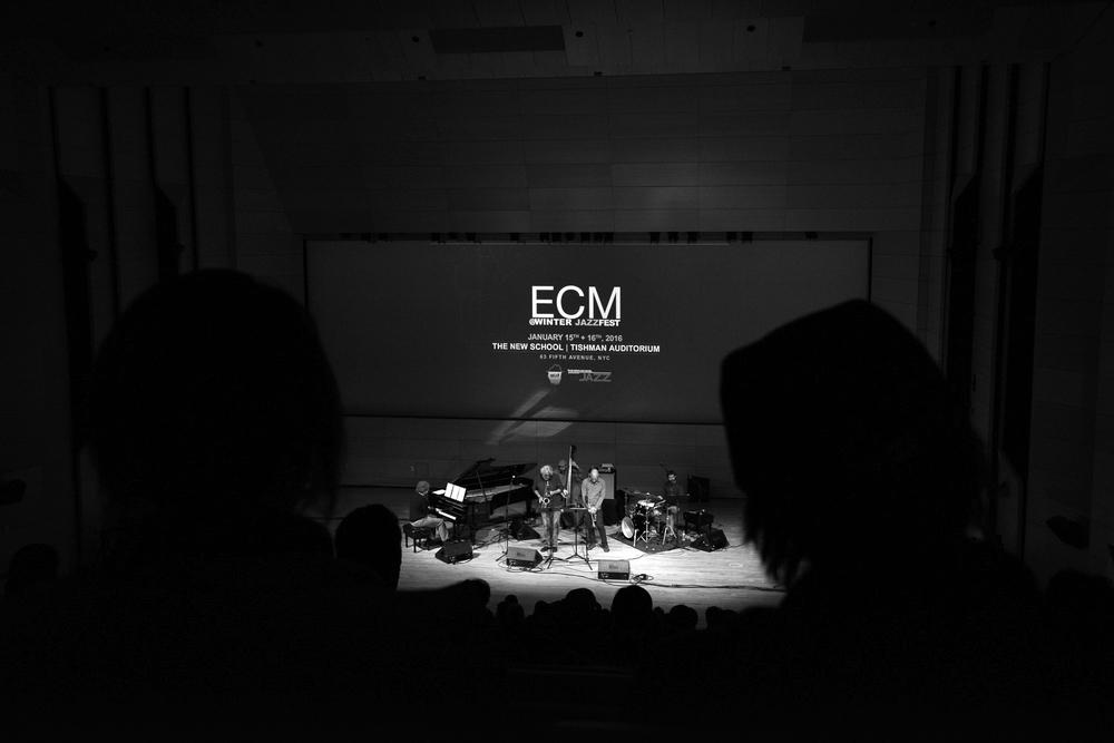 Tim Berne Quintet, 2016