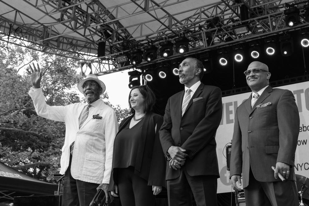 Ron Carter, Renee Rosnes, Payton Crossley, Rolando Morales-Matos, 2016