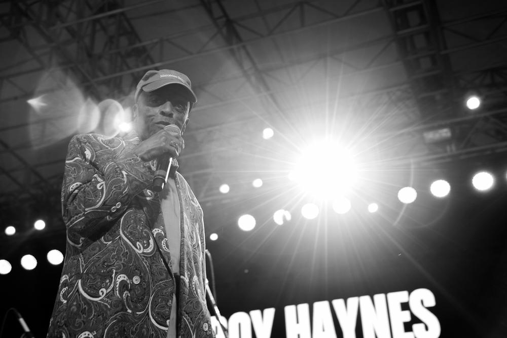 Roy Haynes, 2016