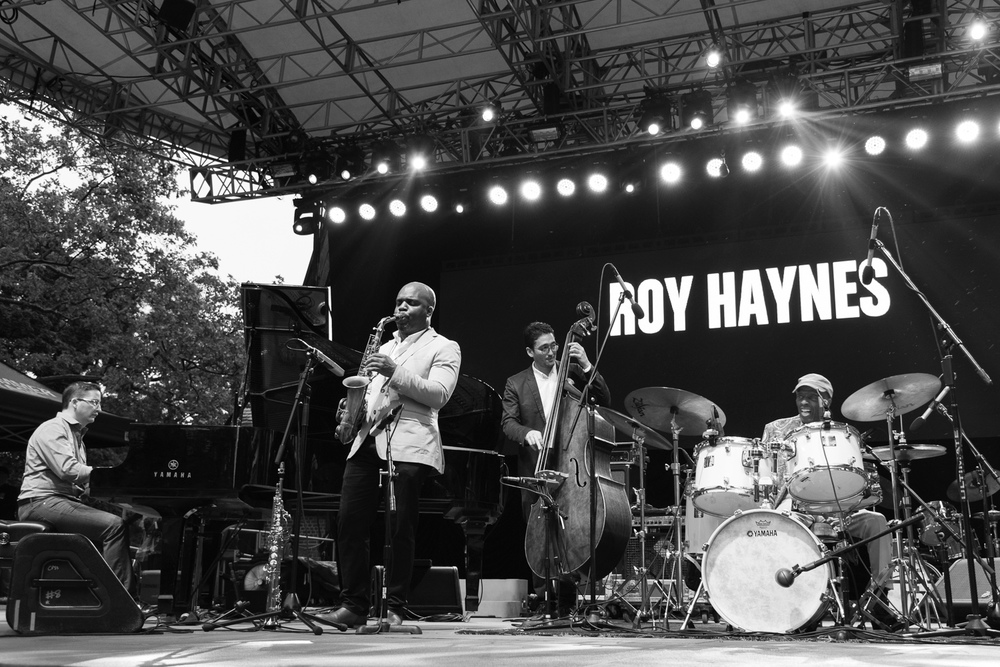 Roy Haynes' Fountain of Youth, 2016