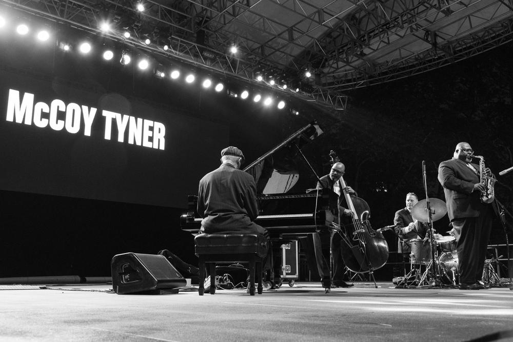 McCoy Tyner Quartet, 2016