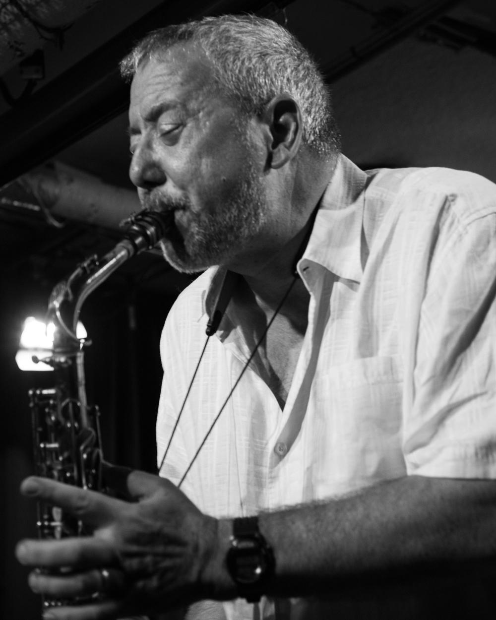 Marty Ehrlich, 2016