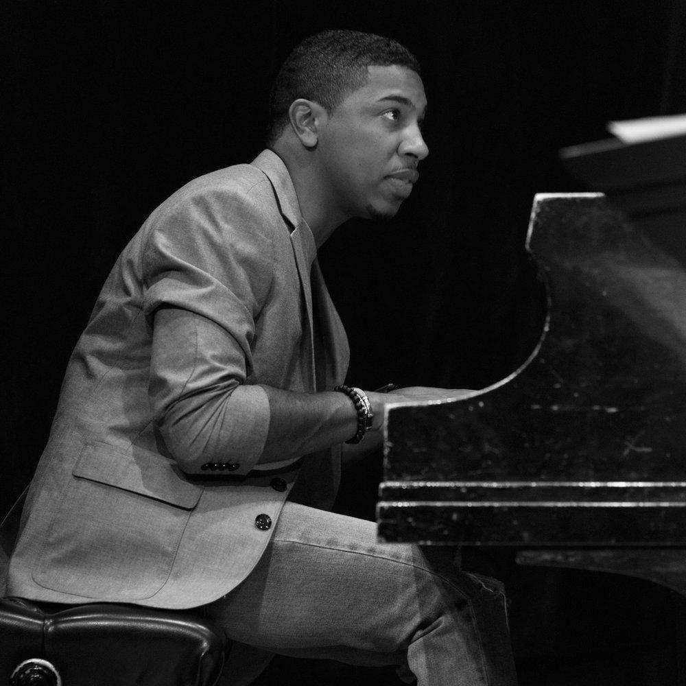 Christian Sands, 2016