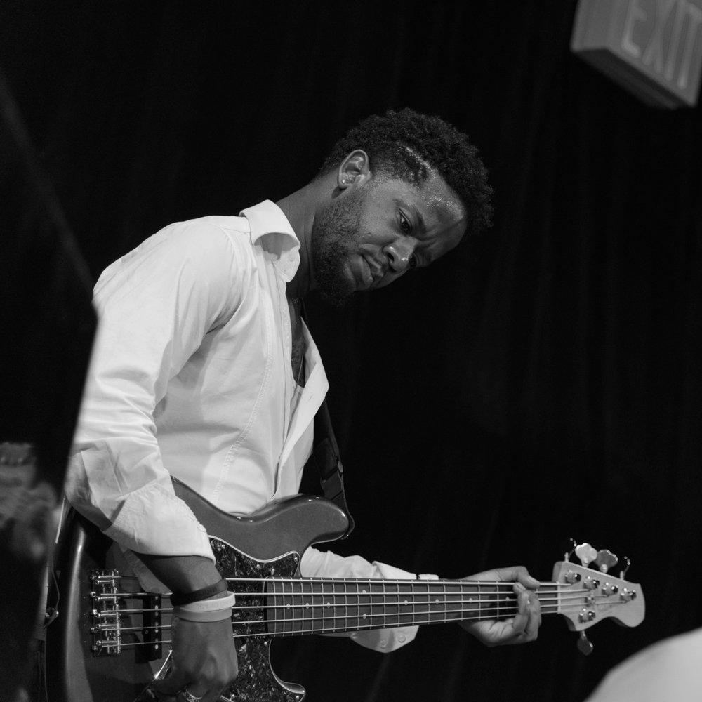 Ben Williams, 2016